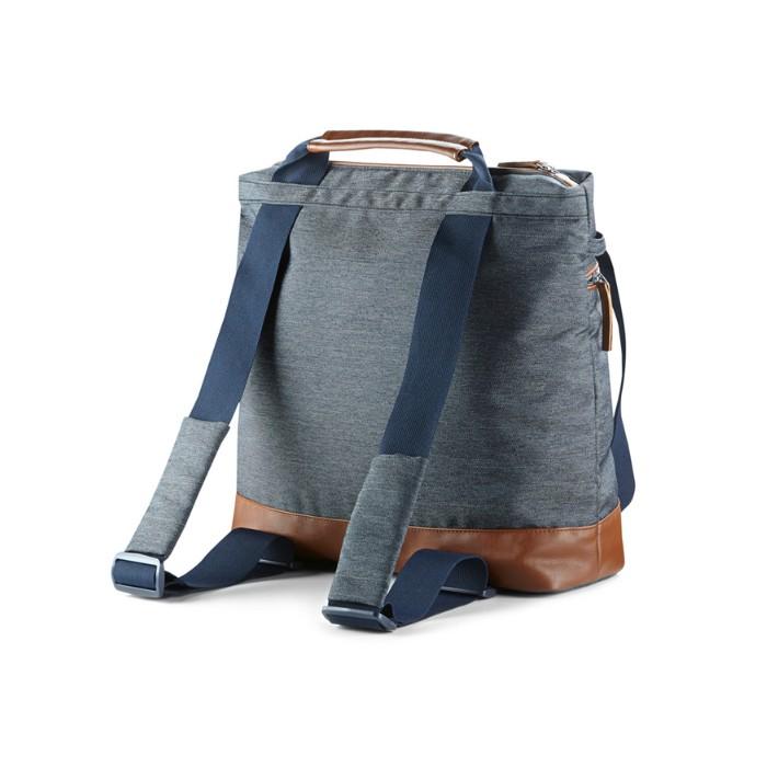 f64772169707 Inglesina сумка-рюкзак Aptica Back Bag, Indigo Denim | Купить по выгодной  цене, магазин в СПб