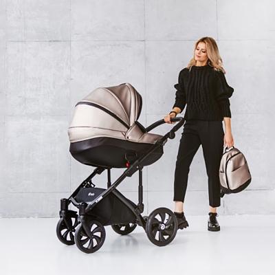 Коляска 3 в 1 для новорожденного Tutis Mimi Style Luxury 2021