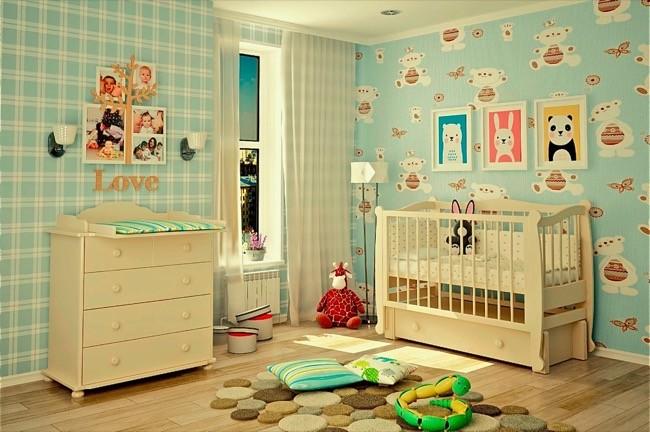 """Детская кроватка для Новорожденных """"Алиса"""" в цвете слоновая кость - продольный маятник с ящиком, купить в СПб в магазине Piccolo - detki (Пикколо-детки) на Фокина 1."""