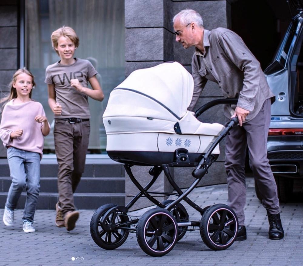 Купить коляску Noordi 2d1? 3d1 в инертнее магазине Piccolo СПб