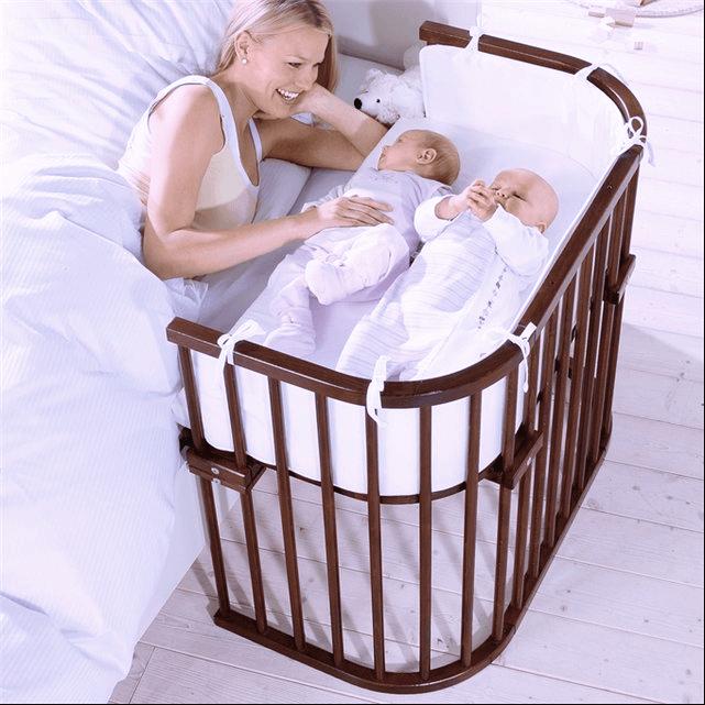 Приставная кроватка для Новорожденного, купить в СПб