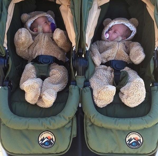 Коляска BumblerideIndie Twin