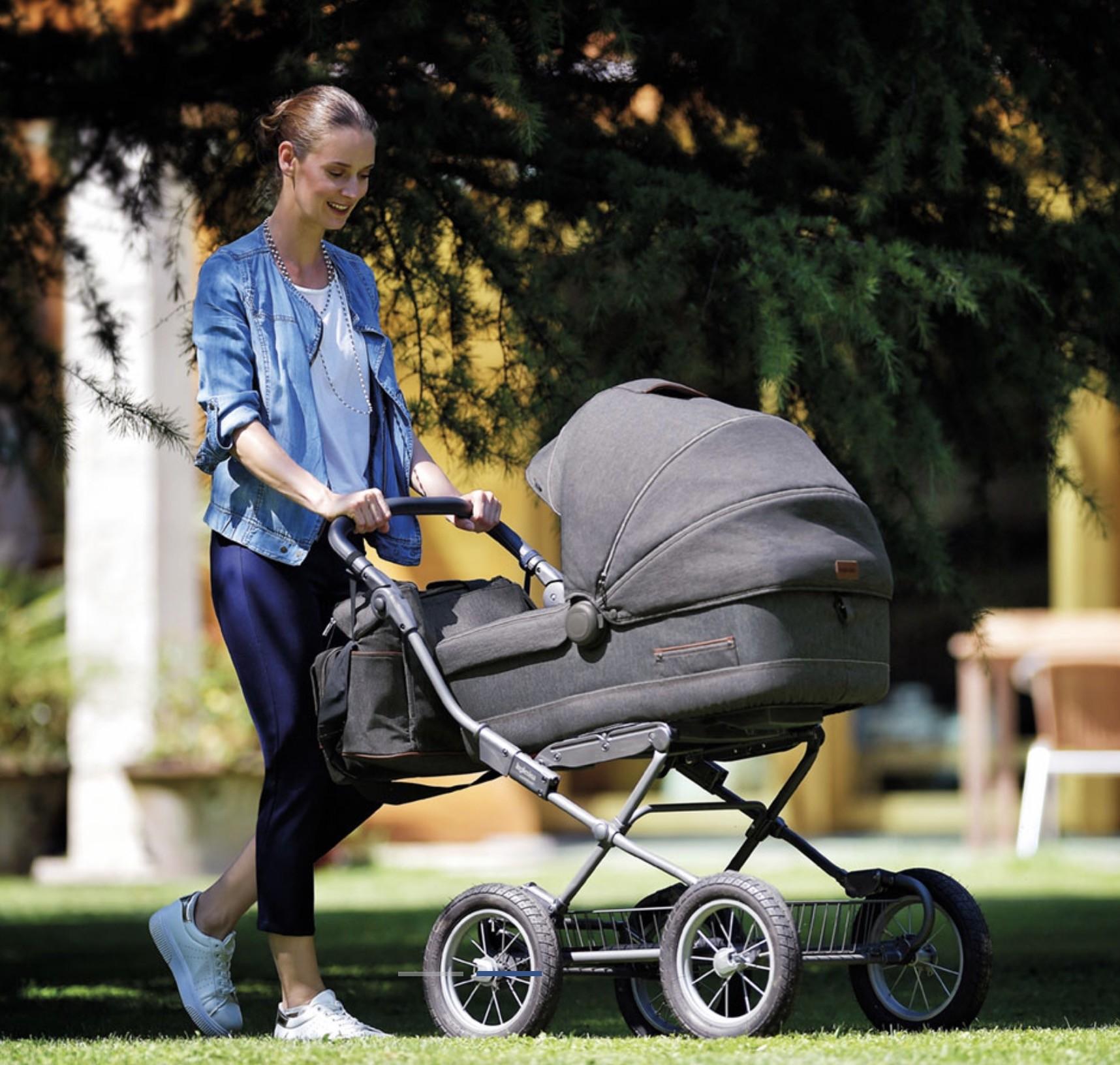 Детская коляска для новорожденных 1 в 1 inglesina Sofia купить в мгазине Piccolo в СПб